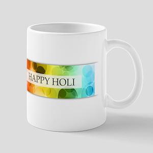 happy holi (bokeh) Mugs