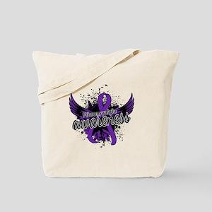Fibromyalgia Awareness 16 Tote Bag