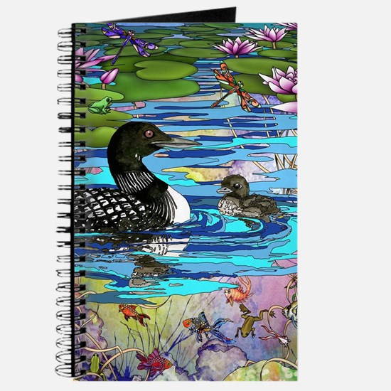 Loons and Lilies Journal
