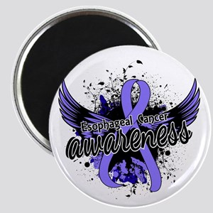 Esophageal Cancer Awareness 16 Magnet