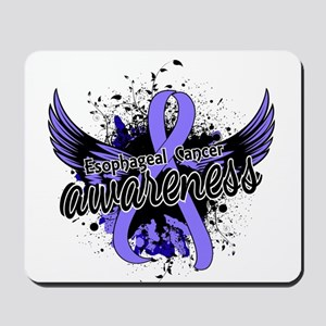 Esophageal Cancer Awareness 16 Mousepad