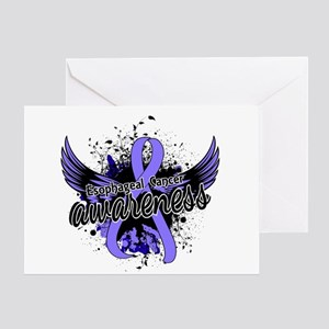 Esophageal Cancer Awareness 16 Greeting Card