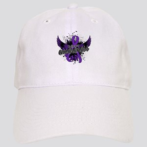 Epilepsy Awareness 16 Cap