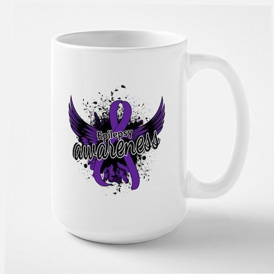 Epilepsy Awareness 16 Large Mug