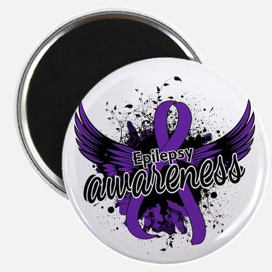 Epilepsy Awareness 16 Magnet