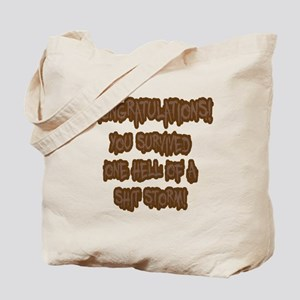 Congratulations! Tote Bag