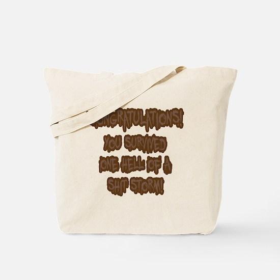 Congratulations! Tote Bag