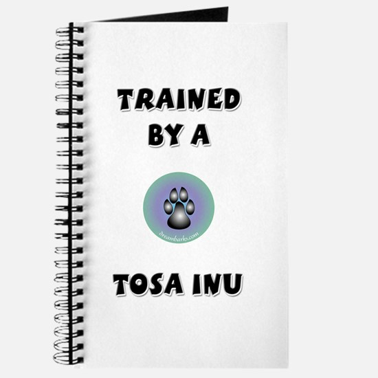 Trained by a Tosa Journal