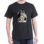 Raikes Family Crest Dark T-Shirt