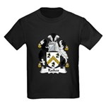 Raikes Family Crest Kids Dark T-Shirt