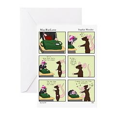 N-I-T (Comic 1) Greeting Cards (Pk of 20)