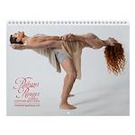 Rubans Rouges Dance Wall Calendar