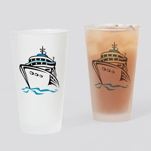 Cruising Drinking Glass