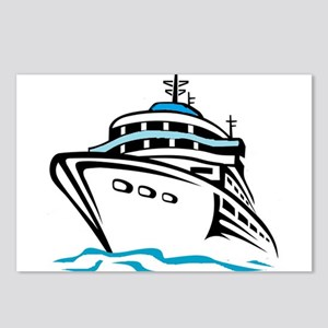 Cruising Postcards (Package of 8)