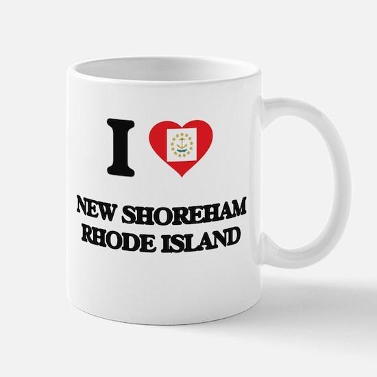 I love New Shoreham Rhode Island Mugs