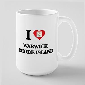 I love Warwick Rhode Island Mugs