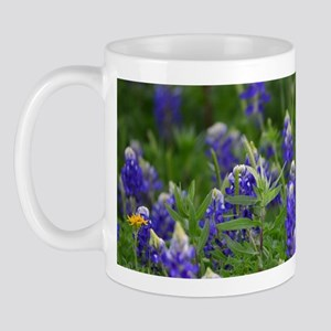 Bluebonnets of Texas Mug