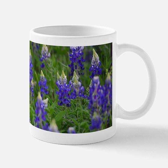 Bluebonnets of Texas Mug