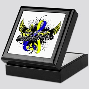 Down Syndrome Awareness 16 Keepsake Box