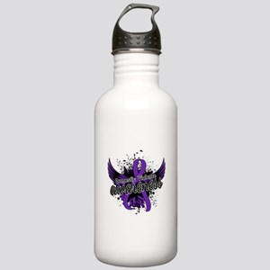 Domestic Violence Awar Stainless Water Bottle 1.0L