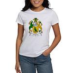 Poyner Family Crest Women's T-Shirt