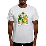 Poyner Family Crest Light T-Shirt