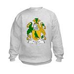 Poyner Family Crest Kids Sweatshirt