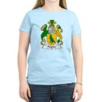 Poyner Family Crest Women's Light T-Shirt