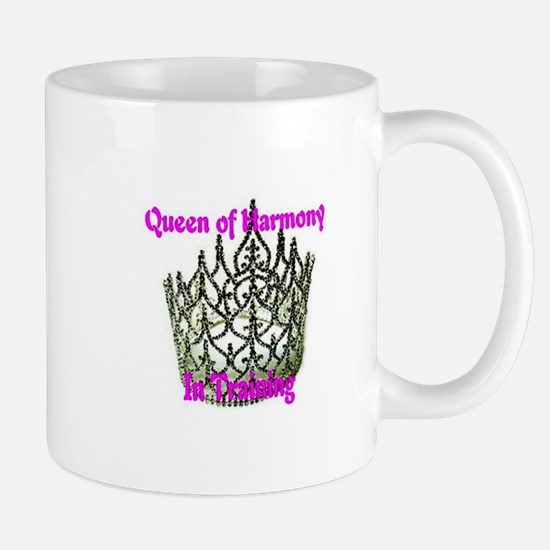 Queen of Harmony in Training Mug