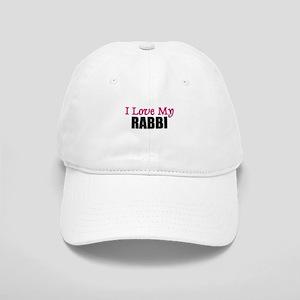 I Love My RABBI Cap
