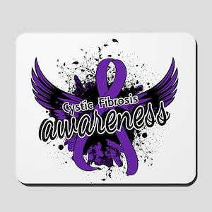 Cystic Fibrosis Awareness 16 Mousepad