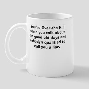 Call you a liar Mug