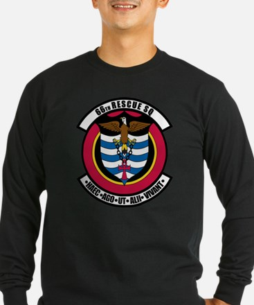 66th RQS Long Sleeve T-Shirt