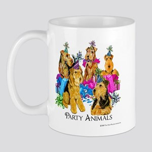 Welsh Terrier Party Mug