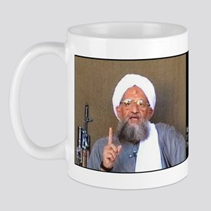 Terrorists Hate Dogs Mug