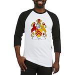 Pope Family Crest Baseball Jersey