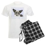 Cardigan Welsh Corgi Men's Light Pajamas