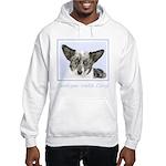 Cardigan Welsh Corgi Hooded Sweatshirt