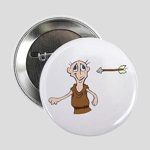 Unlucky Monk Button