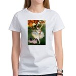 Dancer / 2 Pugs Women's T-Shirt