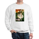 Dancer / 2 Pugs Sweatshirt