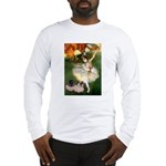 Dancer / 2 Pugs Long Sleeve T-Shirt