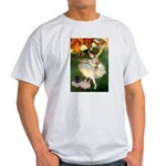 Dancer / 2 Pugs Light T-Shirt