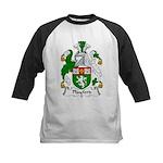 Playford Family Crest Kids Baseball Jersey
