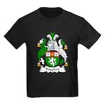 Playford Family Crest Kids Dark T-Shirt