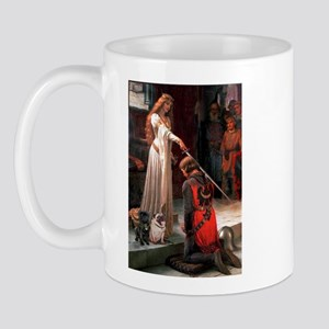 Accolade / 2 Pugs Mug