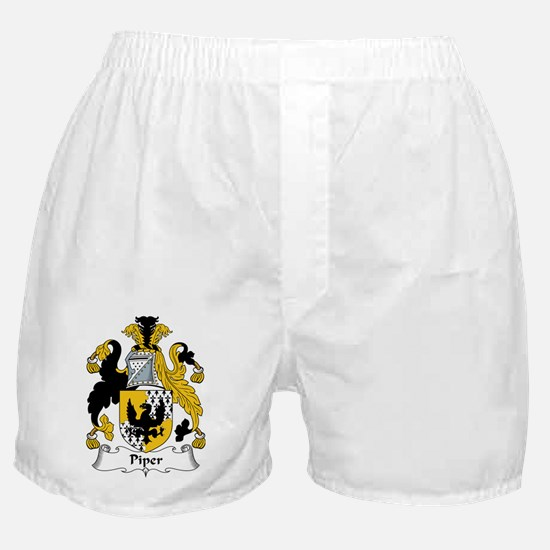 Piper Family Crest Boxer Shorts