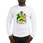 Pinkerton Family Crest Long Sleeve T-Shirt