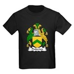 Pinkerton Family Crest Kids Dark T-Shirt