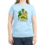 Pinkerton Family Crest Women's Light T-Shirt